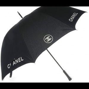 Large Chanel umbrella